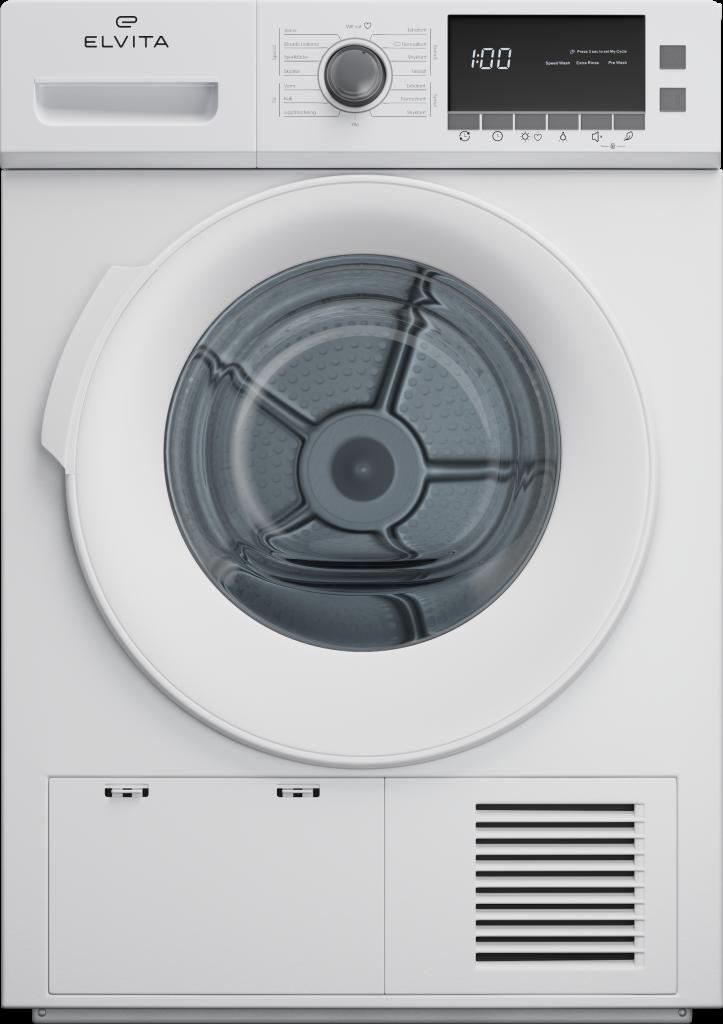 Elvita Washing Machine CTT3802V