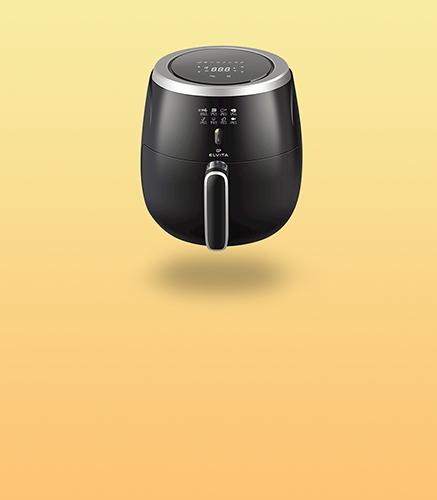Airfryer Startsida Elvita 437x500