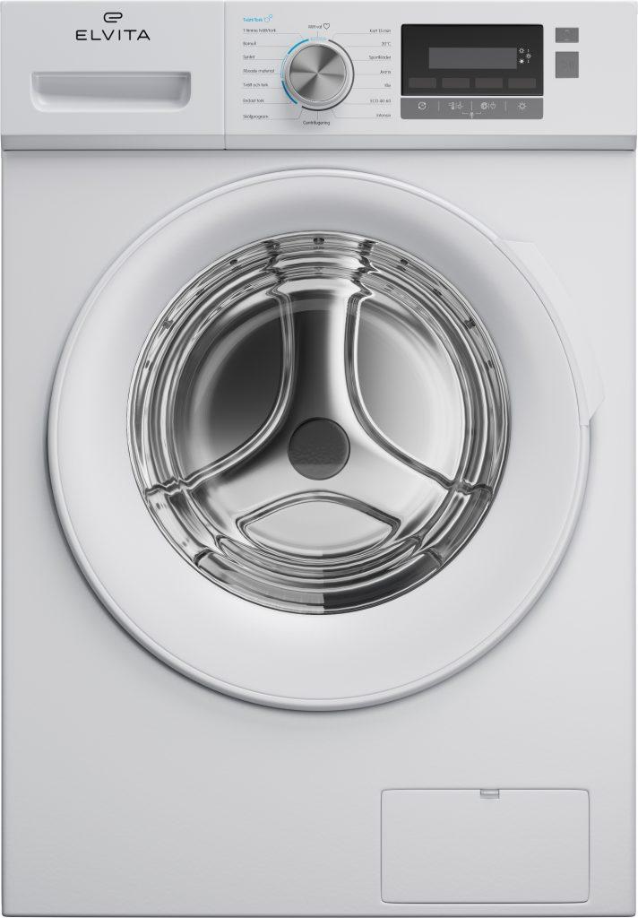 115341 Elvita Washing Mashine CTC4860V Frilagd