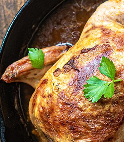 Grillad kyckling recept