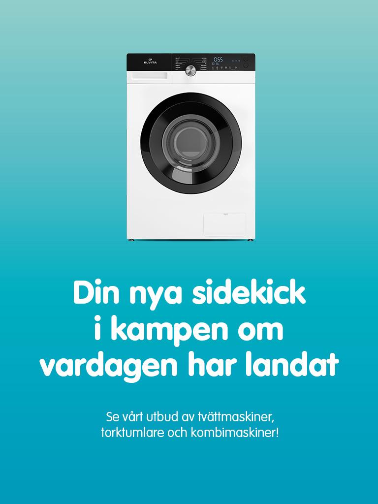 tvättmaskiner,